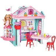 Barbie Chelsea a Domček - Bábika