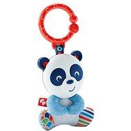 Fisher-Price - Závesná panda - Hrkálka a hryzadlo