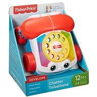 Fisher-Price – Ťahací telefón - Interaktívna hračka