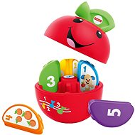 Mattel Fisher-Price Veselé jabĺčko CZ - Herný set