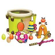 B-Toys Bubienok Parum Pum Pum - Hudobná hračka