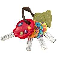 B-Toys Elektronické klíčky LucKeys - Hudobná hračka