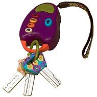 B-Toys Klíčky k autu FunKeys - Hudobná hračka