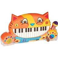B-Toys Mačacie piáno Meowsic - Hudobná hračka