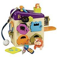 B-Toys Veterinársky kufrík Pet Vet Clinic - Hračka pre najmenších