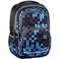 Explore Lian Mix blue - Školský batoh  cfad065235