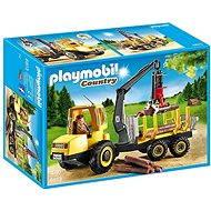 Playmobil 6813 Lesnícke žeriavy - Stavebnica
