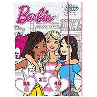 Fantasy Book Barbie Fashion Lover - Kreatívna súprava