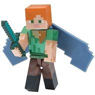 Minecraft  Alex s krídlami - Figúrka