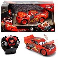 Dickie RC Cars 3 Blesk McQueen Crazy Crash - Auto na diaľkové ovládanie