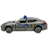 Auto Majorette Auto policajné kovové CZ verzia - Auto