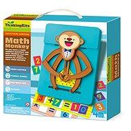 Matematická opička - Výučbová hra