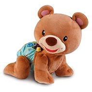 Lezúci medvedík - Plyšová hračka