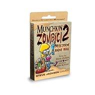 Munchkin Zombíci 2 - Rozšírenie kartovej hry
