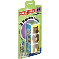 Magicube Animals - Magnetická stavebnica