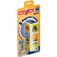 Magicube Sports - Magnetická stavebnica