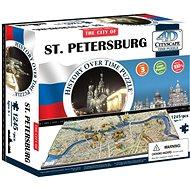 4D Saint Petersburg - Puzzle