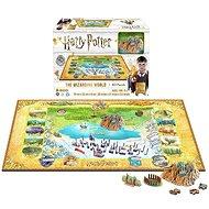 4D Harry Potter - Puzzle