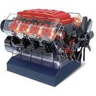 Motor V8 model– Stemmex - Elektronická stavebnica