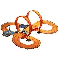 Hot Wheels Pretekárska dráha 683 cm - Autodráha
