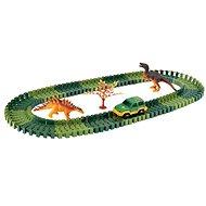 Autodráha Variabilná dráha s dinosaurami - Autodráha
