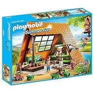 Playmobil 6887 Veľká prázdninová chata - Stavebnica