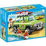 Playmobil 6889 Auto správcu kempu - Stavebnica