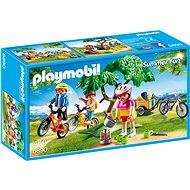 Playmobil 6890 Výlet na horských bicykloch - Stavebnica