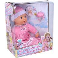 Miminko - růžové dupačky - Doplnok pre bábiky
