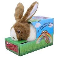 Zajačik chodiaci a pískací - Plyšová hračka
