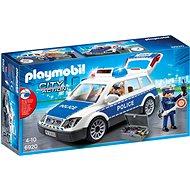 Playmobil 6920 Policajné auto - Stavebnica
