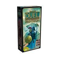 7 Divov sveta Duel – Pantheon - Rozšírenie kartovej hry
