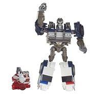 Transformers BumbleBee Autobot – strieborno-modrá - Figúrka