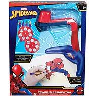 Spiderman Evergreen Projektorová lampa - Detská lampička