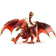 Schleich Sopečný drak - Figúrka
