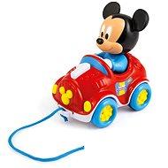 Clementoni Ťahacie autíčko Baby Mickey - Hračka pre najmenších