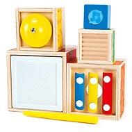 Hape Variabilná hudobná súprava - Hudobná hračka