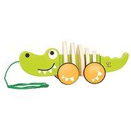 Hape Ťahačka krokodíl - Drevená hračka