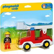 Playmobil 6967 Hasičské auto - Stavebnica
