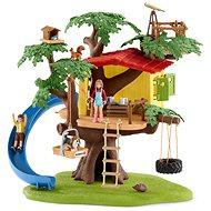 Schleich Dom na dobrodružnom strome - Herný set