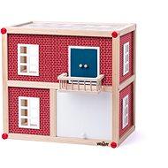 Woody Moderná vila – kocka - Domček pre bábiky