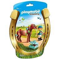 """Playmobil 6971 Zdobenie poníkov """"Motýlik"""" - Figúrky"""