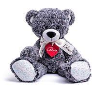 Lumpin Medveď Marcus – malý - Plyšový medveď