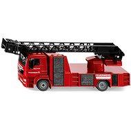 Siku Super – hasiči Man s otočným rebríkom - Kovový model