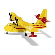 Siku Super Protipožiarne lietadlo - Plastikový model