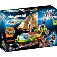 Playmobil 9000 Pirátsky Chameleón s Ruby - Stavebnica