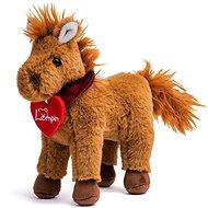 Lumpin Kôň Štefan hnedý – malý - Plyšová hračka