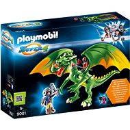 Playmobil 9001 Drak zo Zeme rytierov s Alexom - Stavebnica