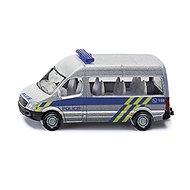 Siku Polícia Van CZ - Kovový model