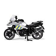 Siku Polícia motorka CZ - Kovový model